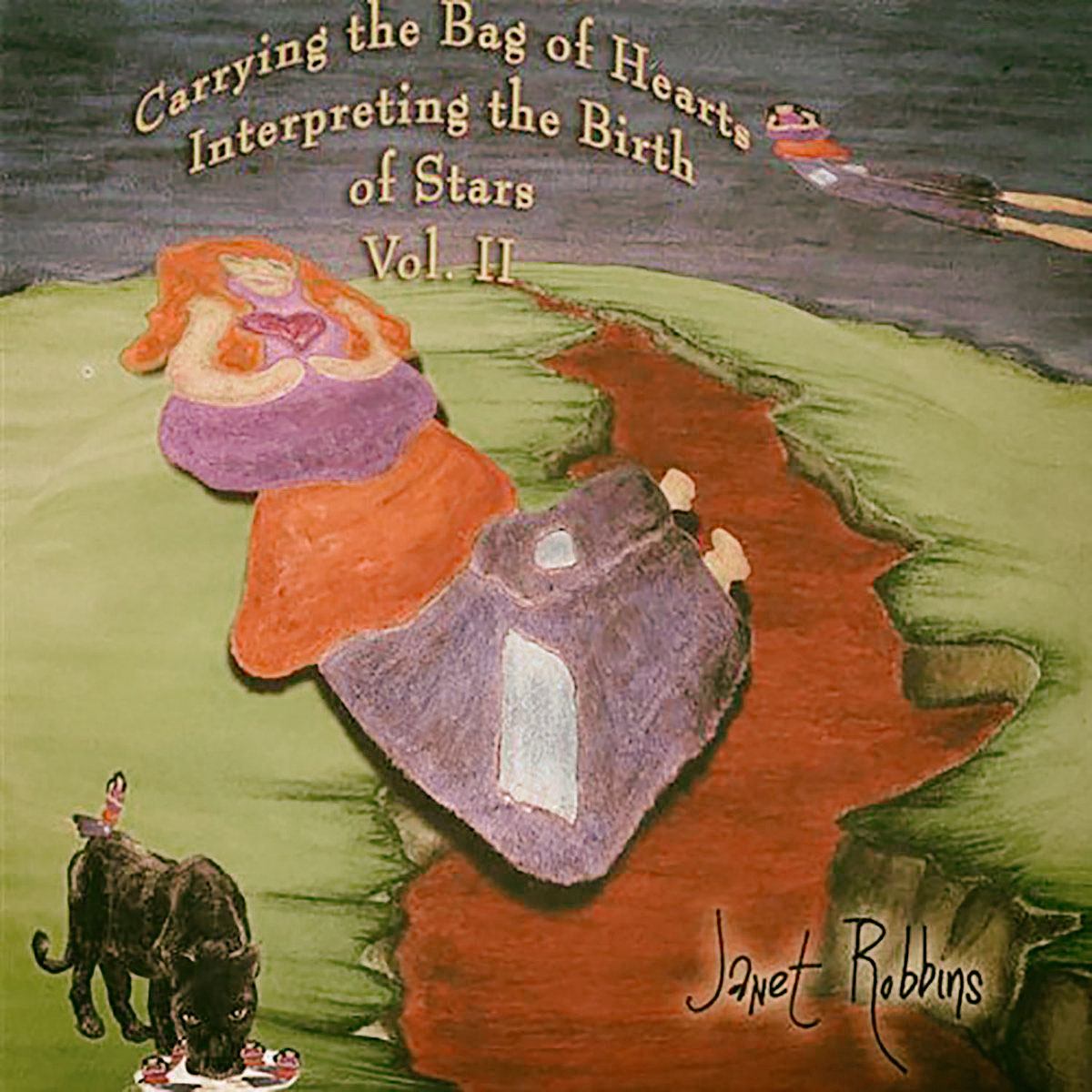 Janet Robbins - Carrying the Bag of Hearts Interpreting the Birth of Stars Vol. II